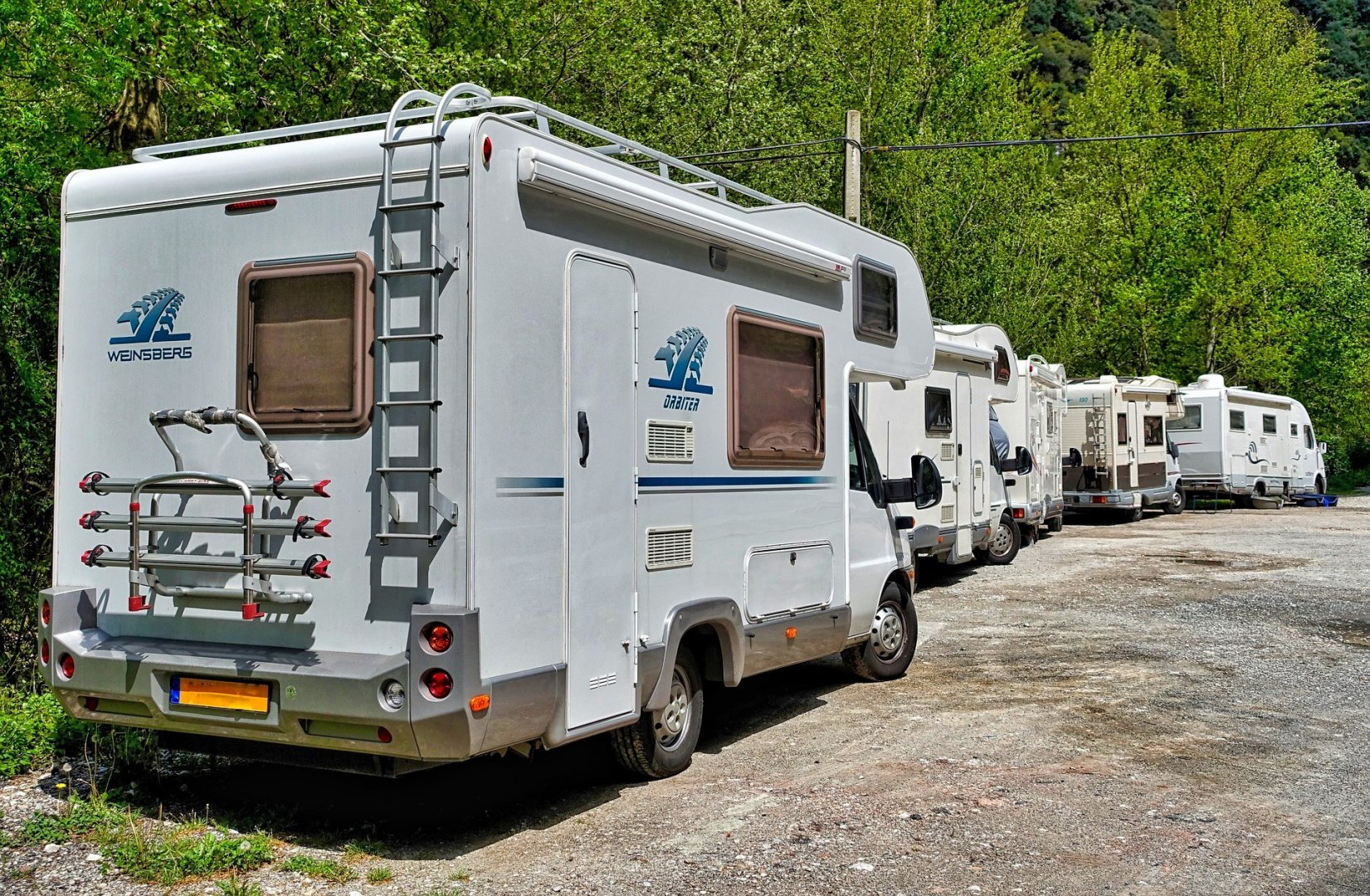 Camping and Caravanning in Poland