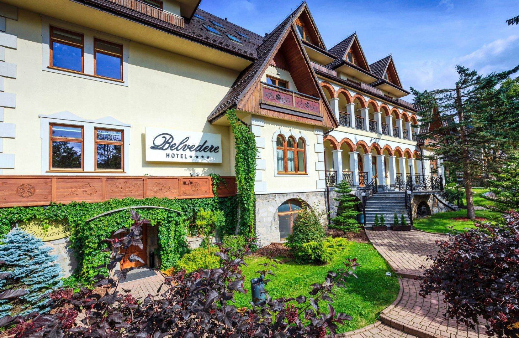Belvedere - Resort & Spa - Zakopane