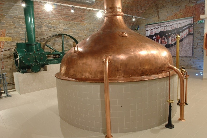 Brewery Museum in Żywiec