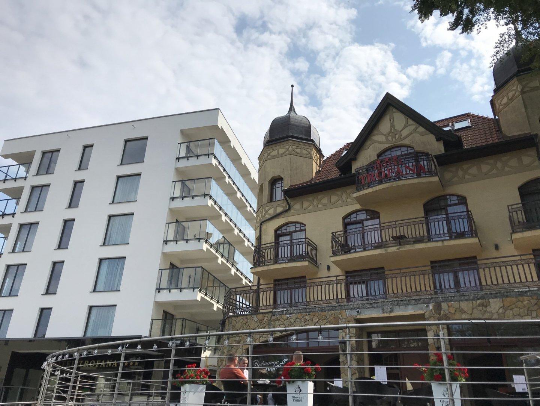 Trofana Sun & Sea Hotel - Międzyzdroje