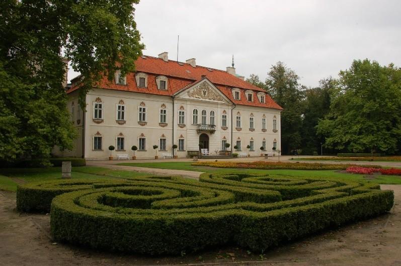 Museum in Nieborów and Arkadia