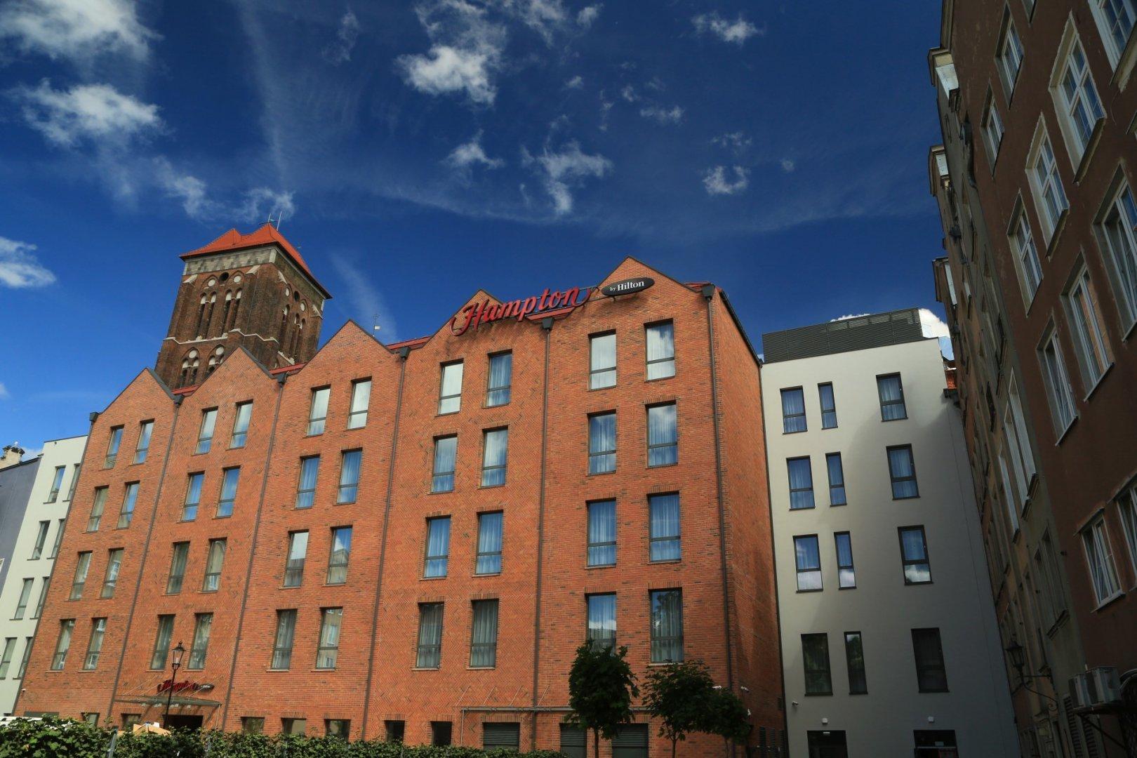Hampton by Hilton Gdansk Old Town Hotel