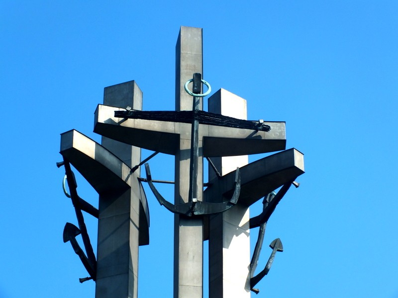 Three Crosses Monument