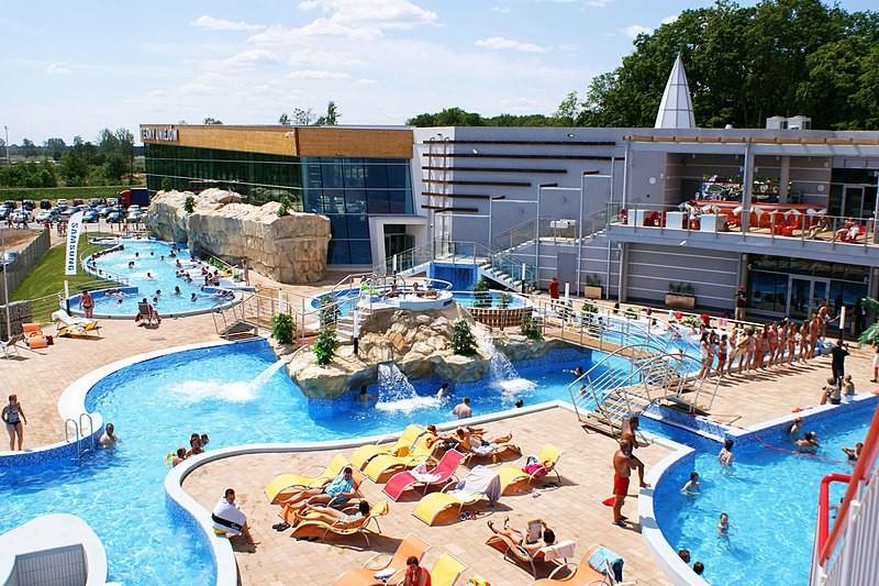 Uniejów Thermal Baths
