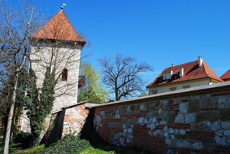 Żupny Castle, Wieliczka