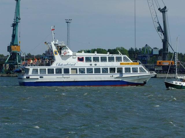 Świnoujście Port Cruise