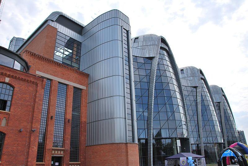 EC1 Planetarium, Łódź
