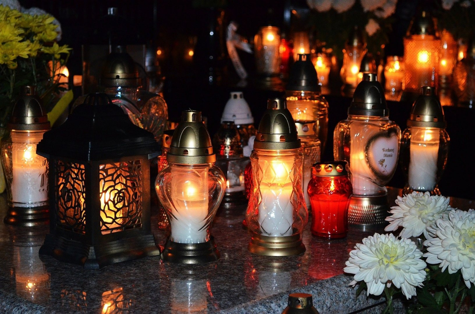 All Saints' Day traditions in Poland