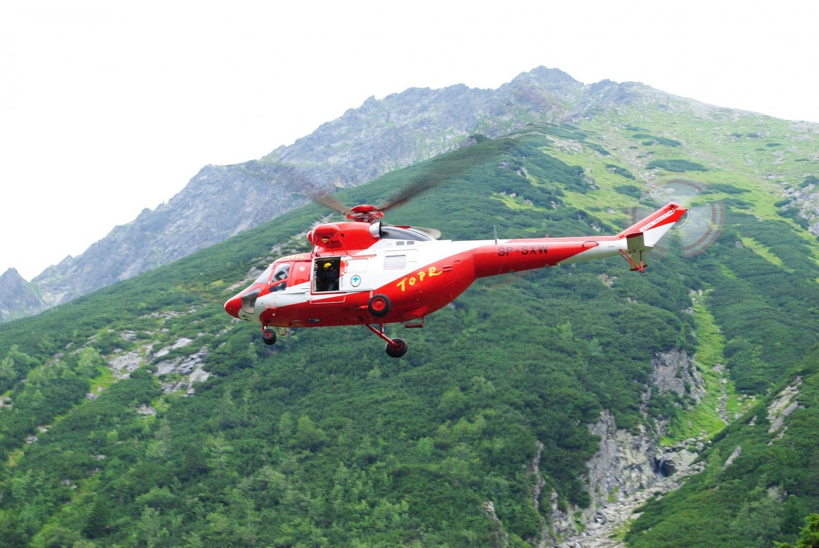 Mountain safety in the Tatras