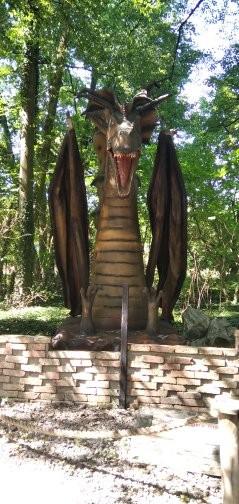 Dino Park Dinosaur Park, Malbork
