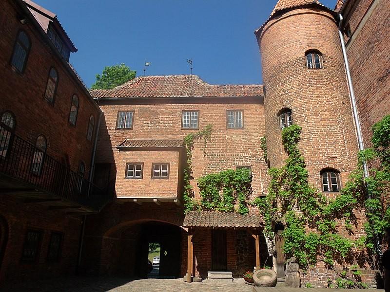 Kętrzyn Castle