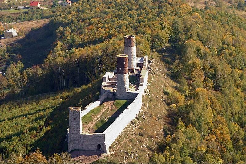 Top attractions of Gory Swietokrzyskie