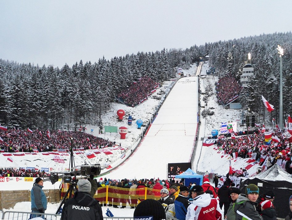 Ski Jumping World Cup in Zakopane