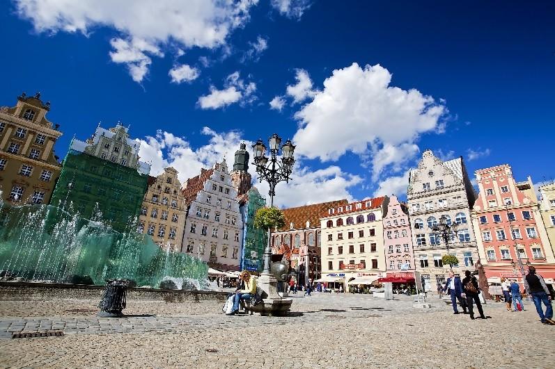 Wrocław all day sightseeing