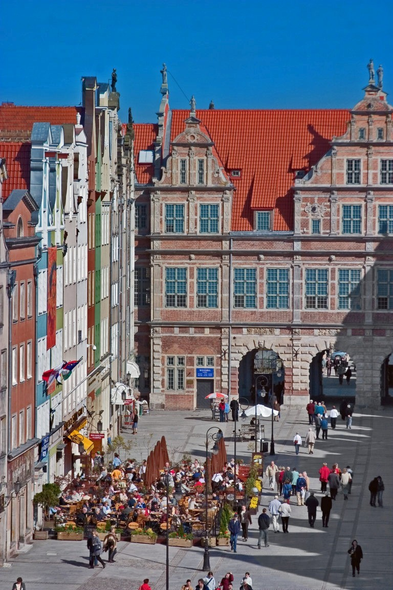 Top architectural attractions of Gdańsk Old Town