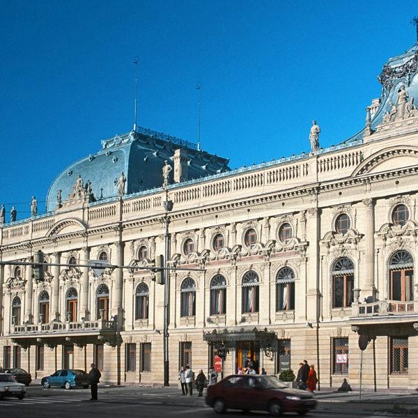 Izrael Poznański Palace - Łódź