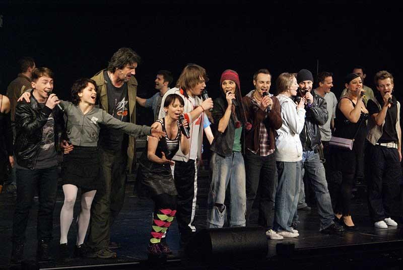 The Buffo Theatre