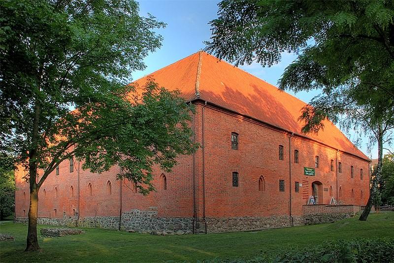 Ostróda Castle