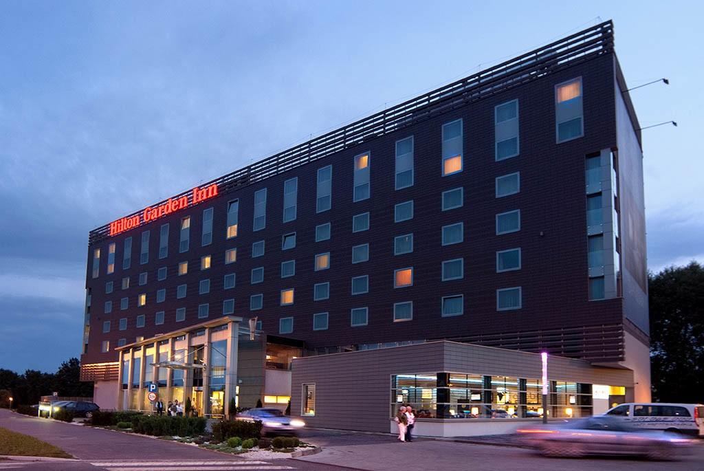 Hilton Garden Inn Kraków Hotel