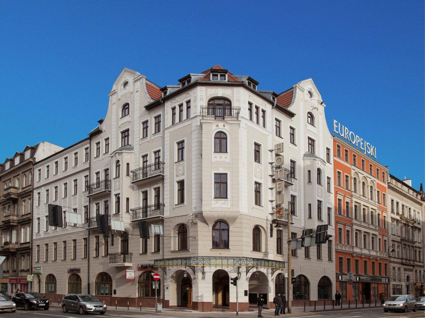 Europejski Wrocław Centrum Hotel