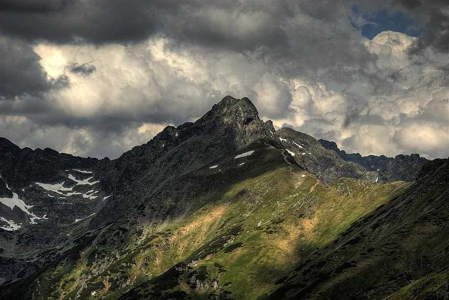 Zakopane trails for the advanced climbers and mountain safety rules