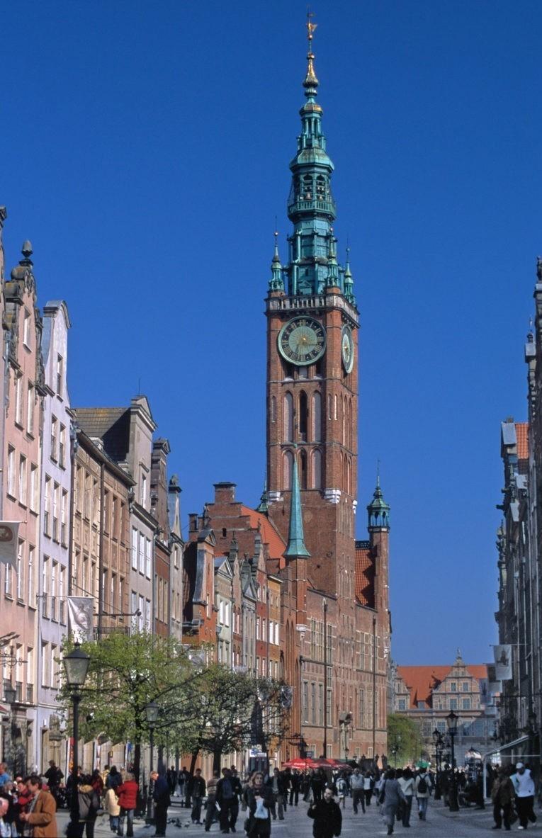 Christmas Charm of Gdańsk