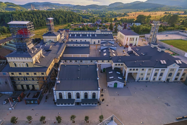 Attractions of Wałbrzych town and Wałbrzych Mountains