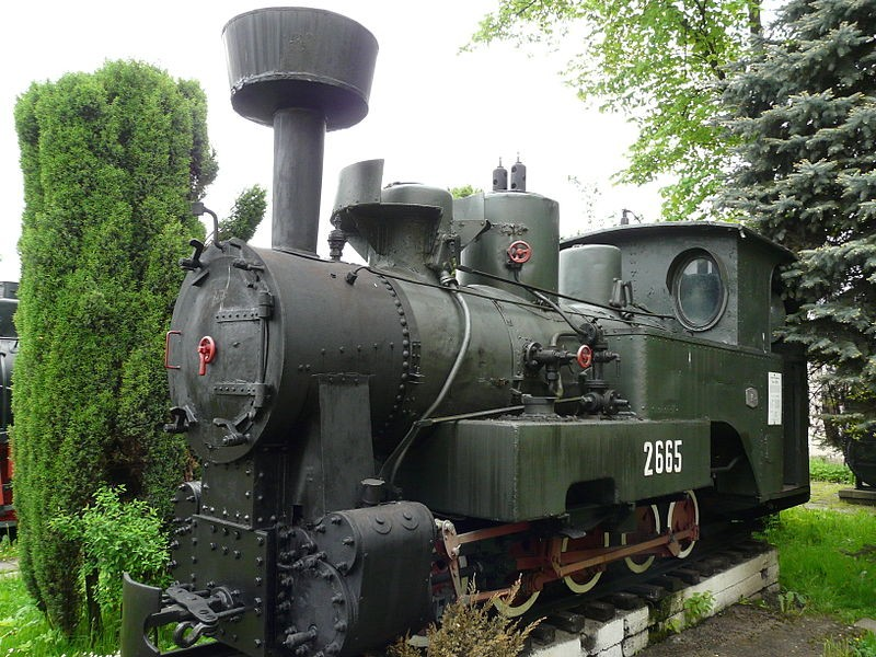 The Chabówka Rolling Stock Heritage Park