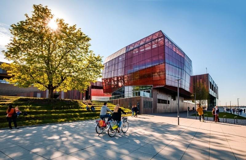Copernicus Science Centre in Warsaw