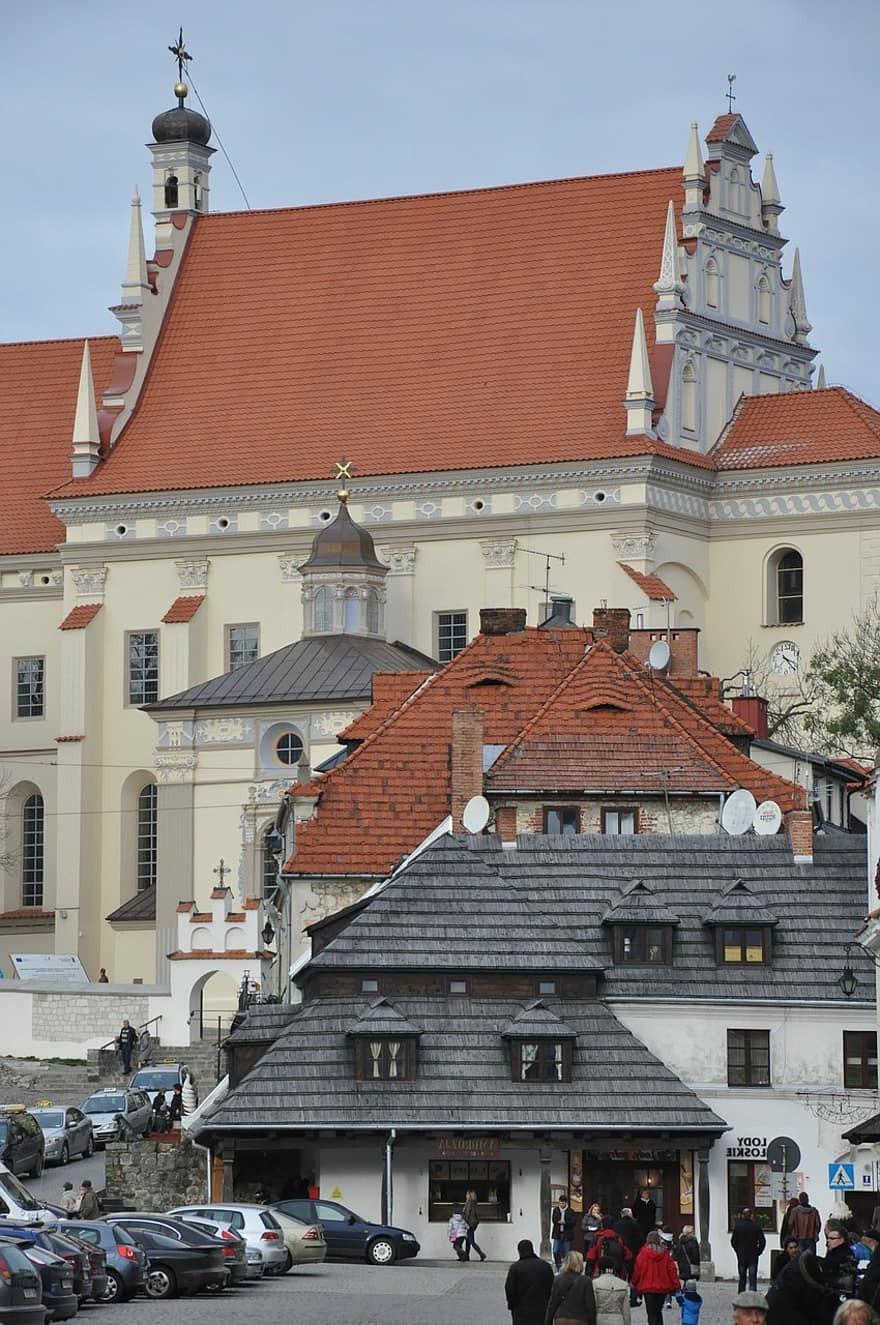 Top Kazimierz Dolny Attractions