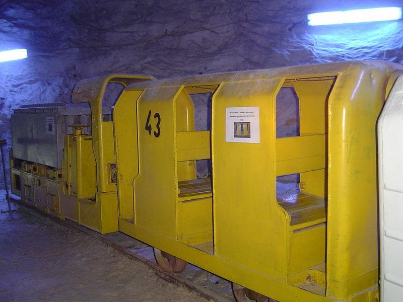 Underground attractions in Poland