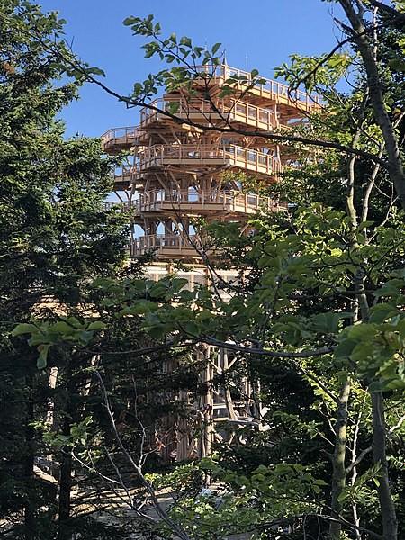 Krynica Zdrój Observation Tower