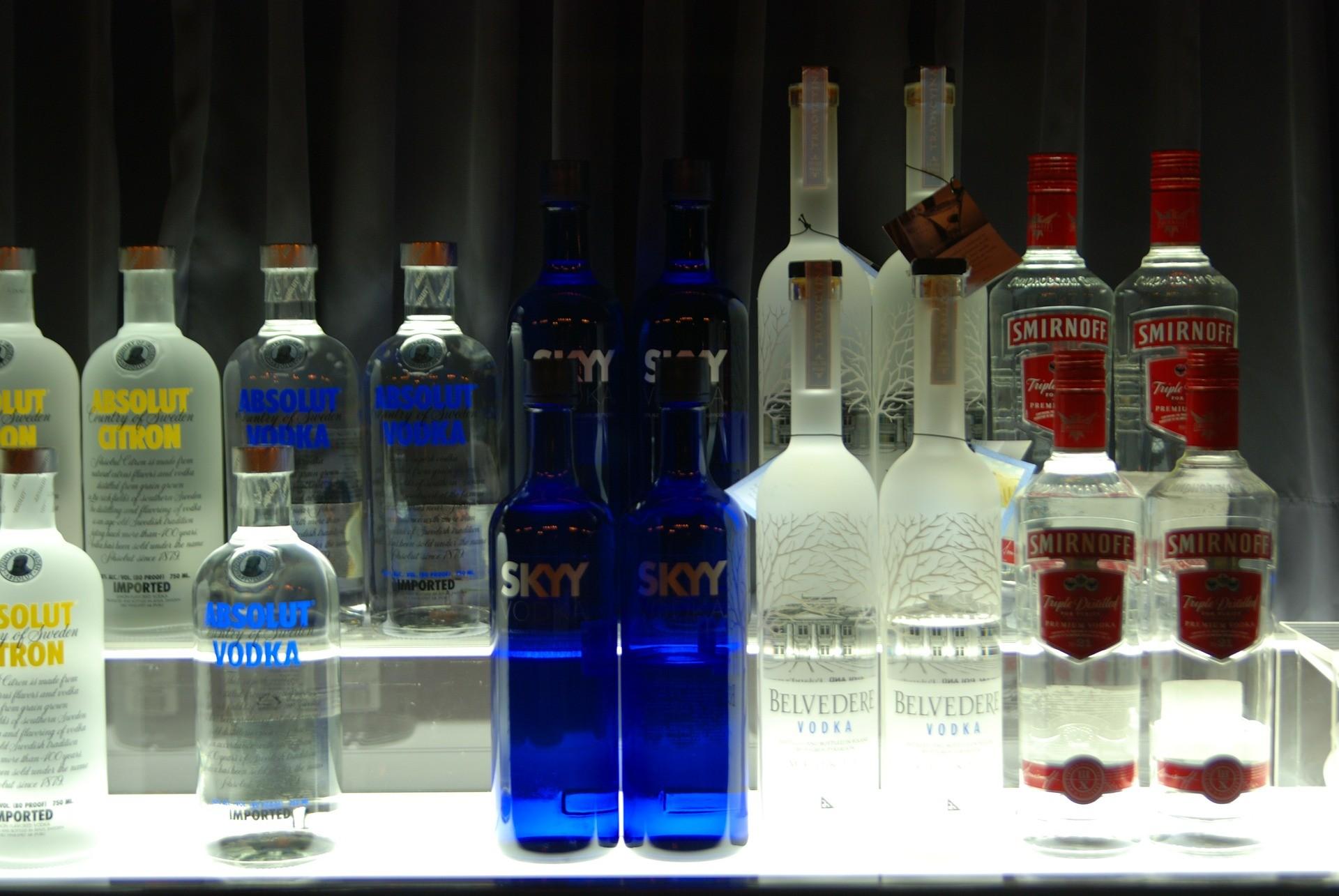 Alcohol tasting in Poland