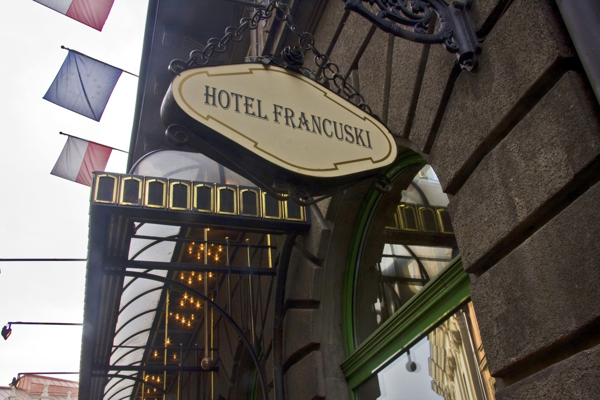 Francuski Hotel