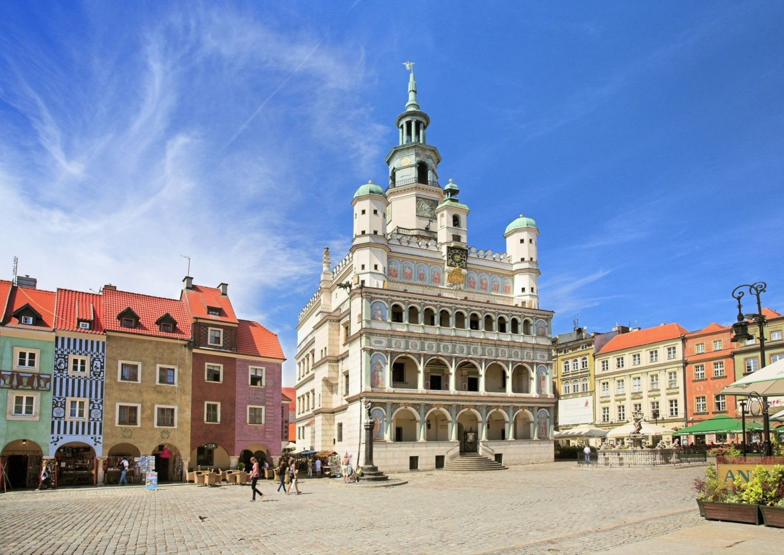 Top 10 Market Squares in Poland