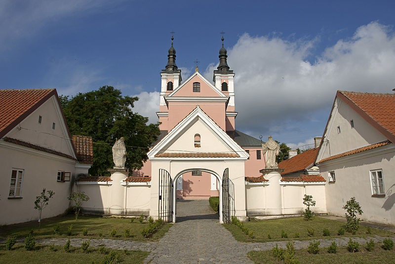 The Post-Camaldolese monastery in Wigry