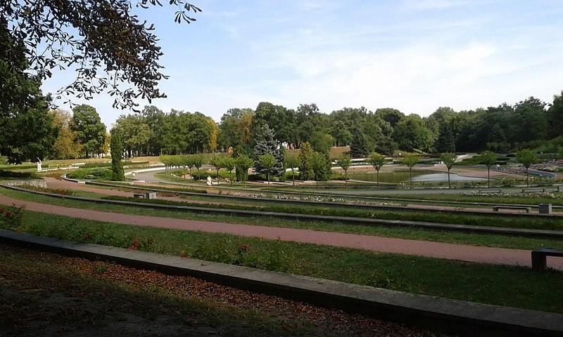 Park Cytadela, Poznań
