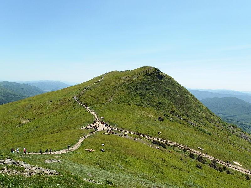 Tarnica Peak