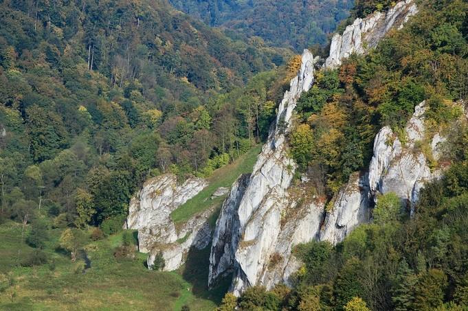 Jurassic region of Kraków and Częstochowa