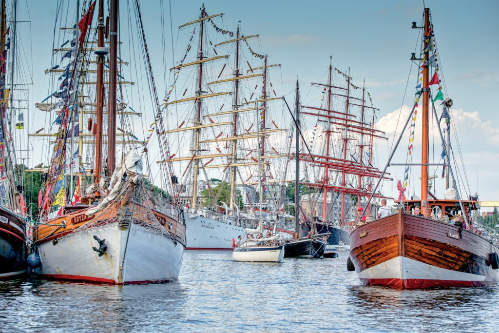 Tall Ship Races and Rally in Szczecin