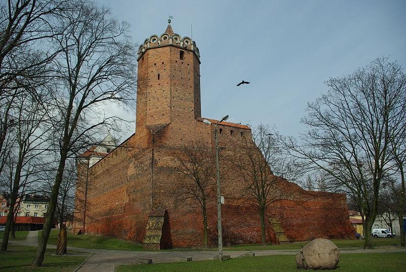 Łęczyca Castle
