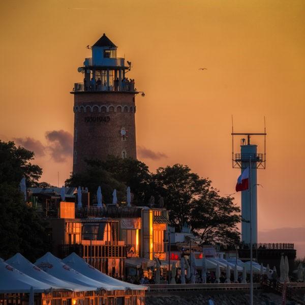 Beautiful Polish seaside towns