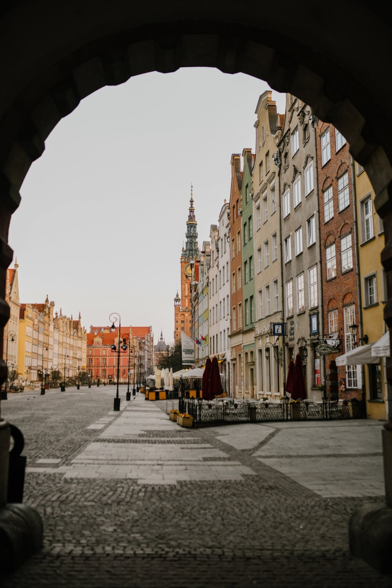 What should you see in Gdansk and vicinity in winter?