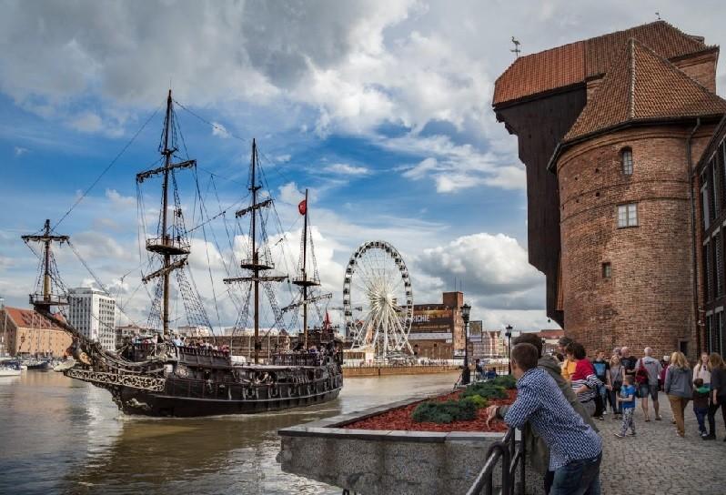 Gdańsk sightseeing 4 h