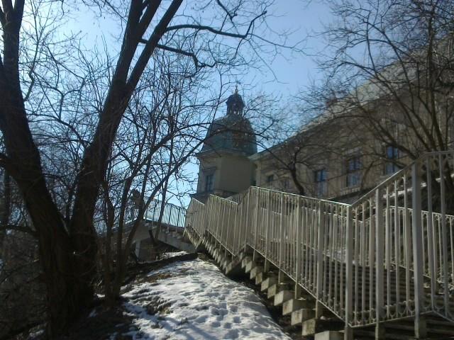Ujazdów Castle