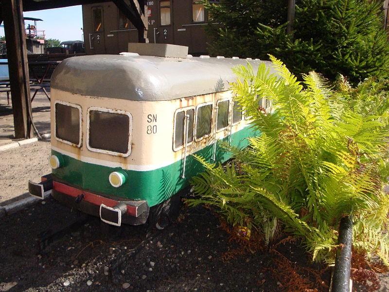 The Steam Locomotive Depot