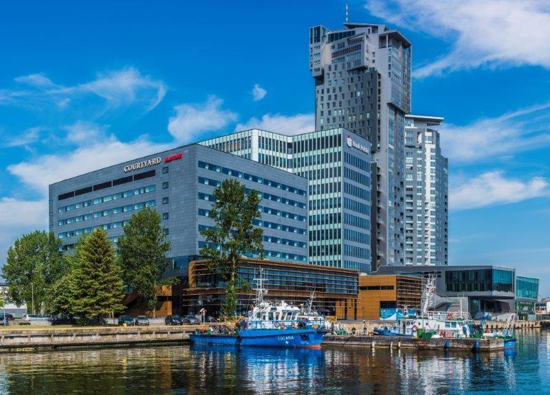 Courtyard by Marriott Gdynia Waterfront Hotel - Gdynia