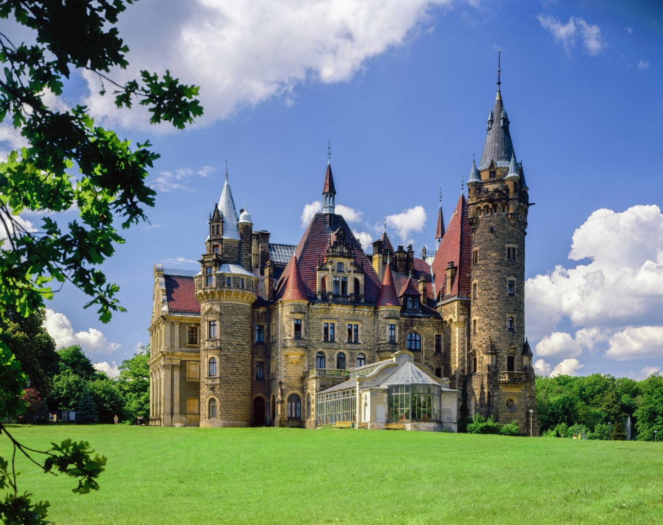 10 top castles and palaces in Poland