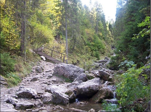 Homole Gorge