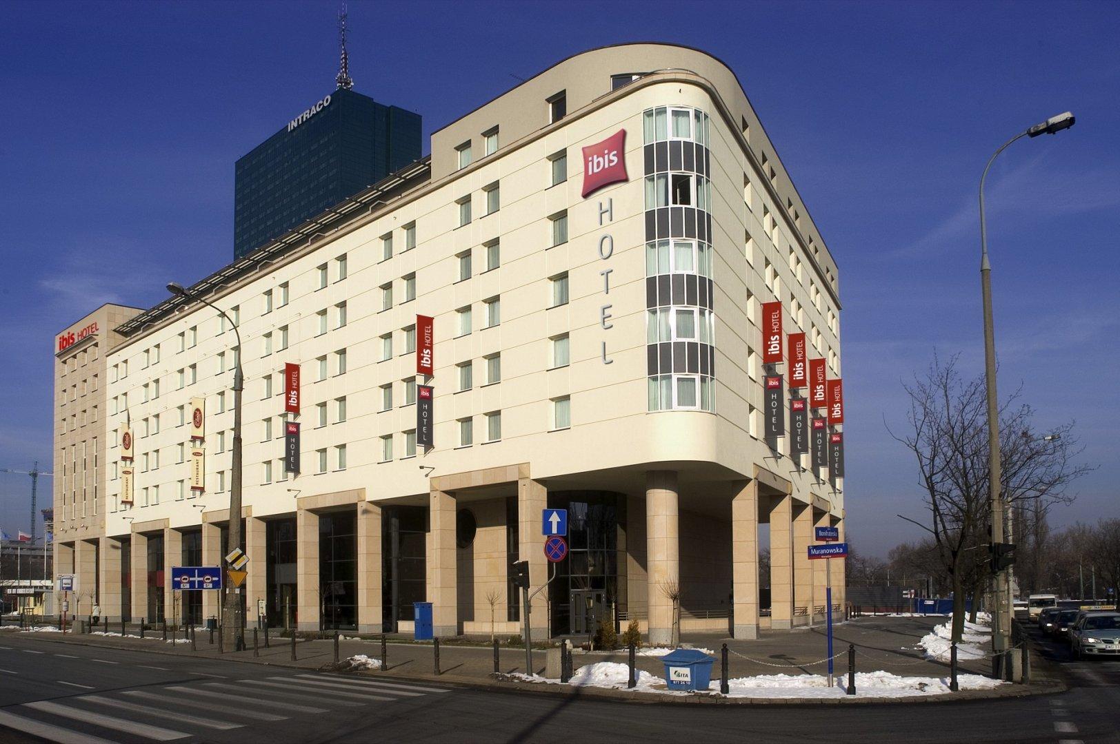 Ibis Warszawa Stare Miasto Hotel